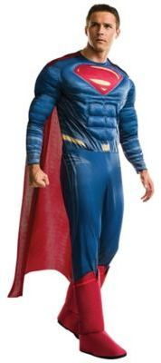 Rubie's® Superman 1-Size Men's Halloween Costume
