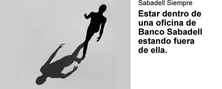Operar en Banc Sabadell desde un cajero