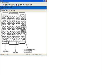 1994 Chevy Astro Van Fuse Diagram | Wiring Diagrams ...
