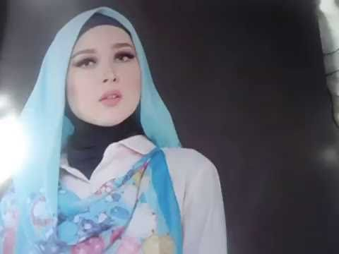 CRYSTAL SCARF IVAN GUNAWAN FOR ZOYA