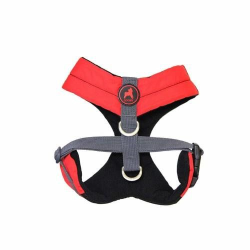 Wind Parka Dog Harness - Red