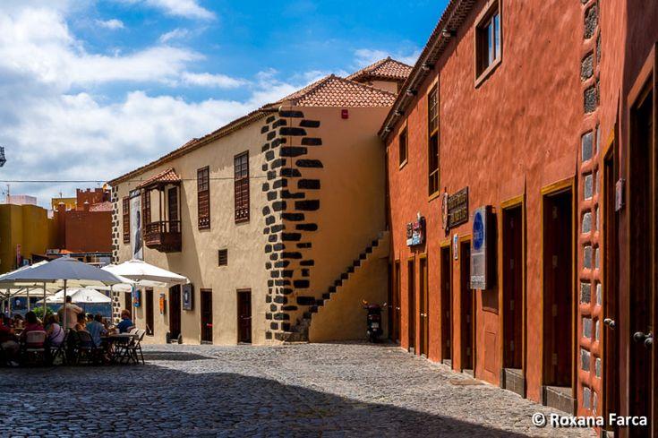 Puerto de la Cruz, orasul vechi