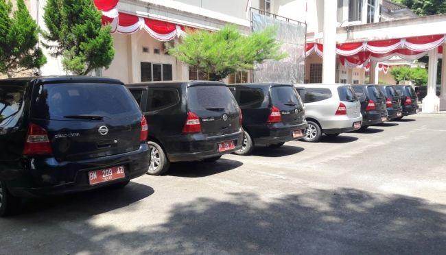 Mobil Dinas Rencananya Akan Dilelang