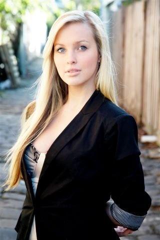 Alicia Banit. <3 her on dance academy
