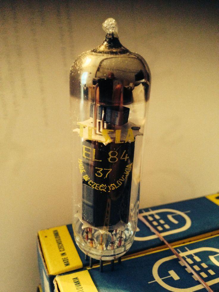 EL 84, NOS 1960 to sell, 10 $/ pcs