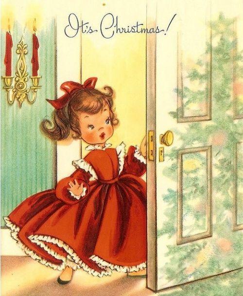 Vintage Kerstmis en Nieuwjaar wenskaart van de twintigste eeuw (57 kaarten)