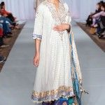 Rana Noman Summer Collection At Pakistan Fashion Week London 2013
