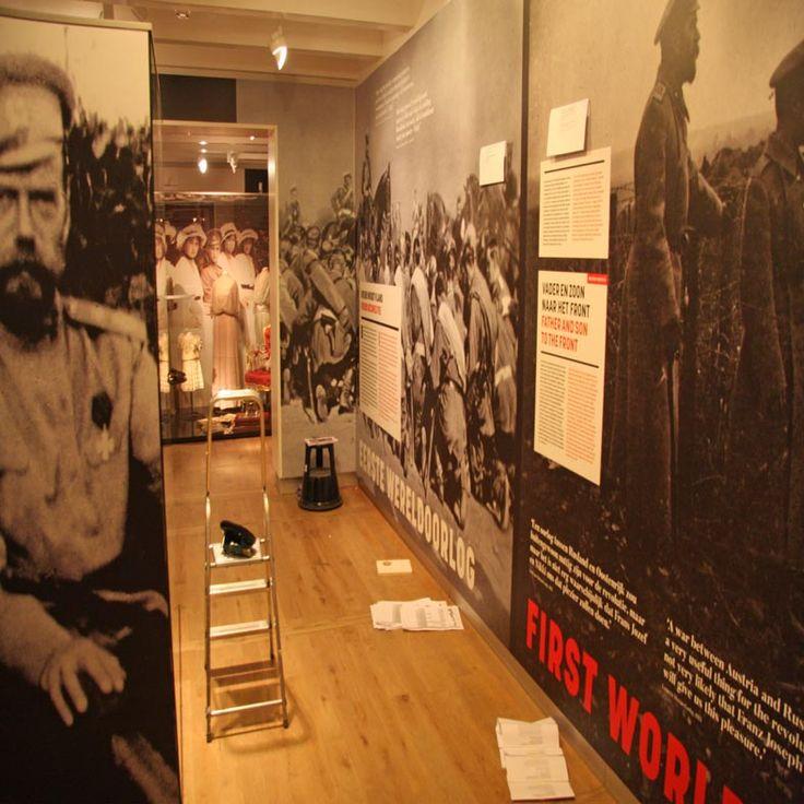 "Museuminrichting: ""Romanovs & Revolutie"" - Hermitage Amsterdam"