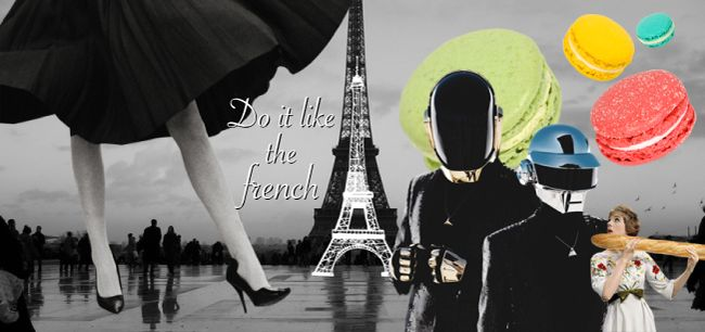 Mood of the week - Do it like the French