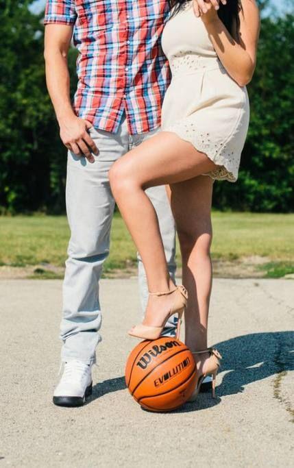 Basket Ball Couples Soccer 43 Ideas For 2019