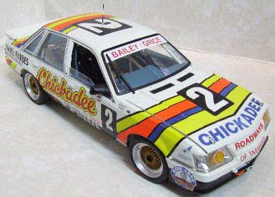 Allan Grice/Bailey, Holden VK Commodore Chickadee 1986 Bathurst Winner