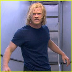Just saw Thor. Chris Hemsworth is dreamy!