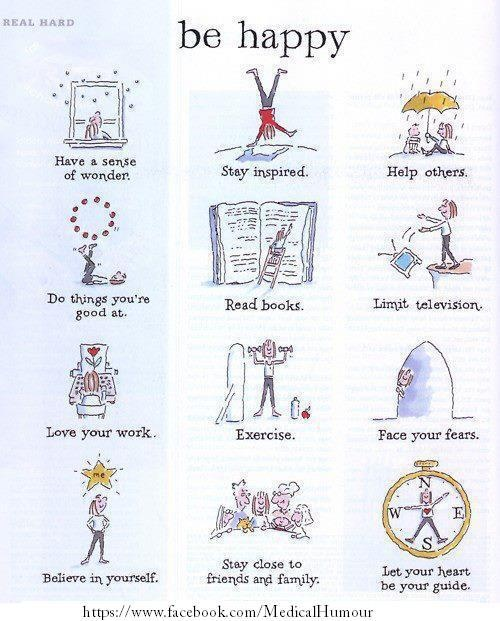 be happyBehappy, Words Of Wisdom, Happy Words, Happy Quotes, Be Happy, Learning English, True Words, Motivation Posters, New Years