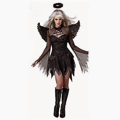 Disfraz Ángel de la Muerte | Disfraces Originales