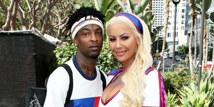 Amber Rose And 21 Savage Are Reportedly Expecting - They Are 'Very Excited' To Start A Family, Source Claims #21Savage, #AmberRose celebrityinsider.org #Entertainment #celebrityinsider #celebrities #celebrity #celebritynews