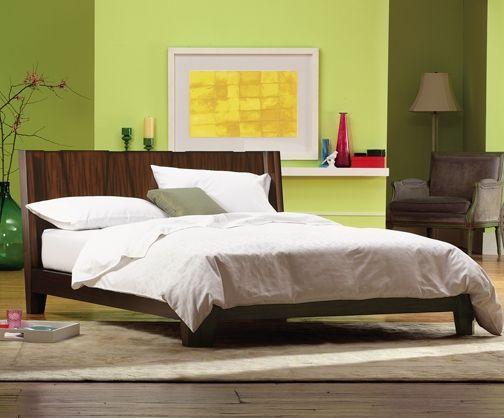 charles p rogers beds direct barcelona platform bed tiger mahogany our barcelona platform. Black Bedroom Furniture Sets. Home Design Ideas