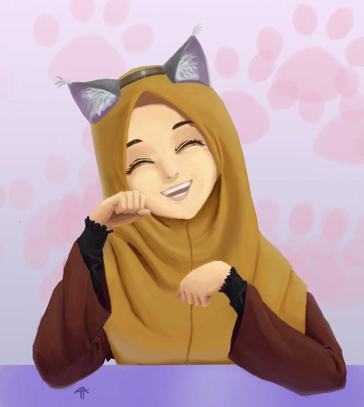 Wolf hijabi??