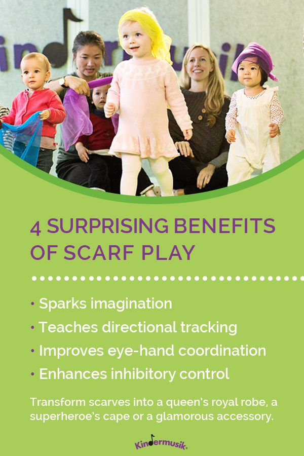4 Surprising Benefits of Scarf Play.