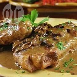 Veal Escalopes in Marsala Sauce @ allrecipes.co.uk
