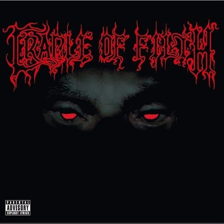 "Cradle of Filth - From the Cradle to Enslave Limited Edition Colored 12"" Vinyl EP November 18 2016 Pre-order"