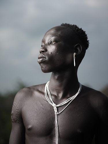 Portrait of Mursi Man   Mursi tribe © Joey L Joey L blog…   Flickr