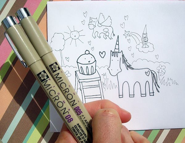 You probably don't need to be told this, but pen and ink is an incredibly versatile artistic medium. Subtle style variations can yield works which range from whimsical and clever illustrations to breathtaking and realistic works of fine art. Here are seven simple tips to help make your pen and ink work sparkle.
