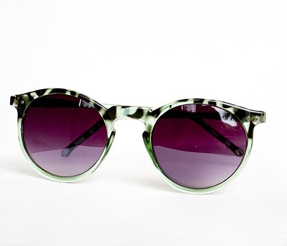 Round Dillons Sunglasses <3