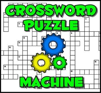 how to make a crossword puzzle on google drive