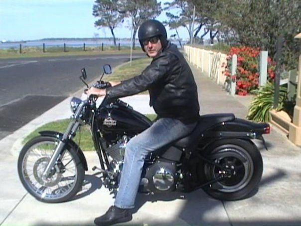 Find out how Tony got 12 years on his Harley Davidson battery