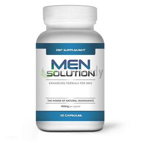 Men Solution to suplement diety oparty wyłącznie o naturalne składniki odżywcze, które kompleksowo wpierają organizm przy rozbudowywaniu czystej masy mięśniowej. Dzięki wysokiej zawartości L-argininy Men Solution stymuluje wzmożoną produkcję glikogenu w mięśniach szkieletowych, poprawia odczuwalnie krążenie krwi oraz zwiększa poziom ATP w organizmie przy jednoczesnej intensyfikacji procesów anabolicznych. Link: http://www.biotrendy.pl/produkt/men-solution-naturalna-sila-miesni/