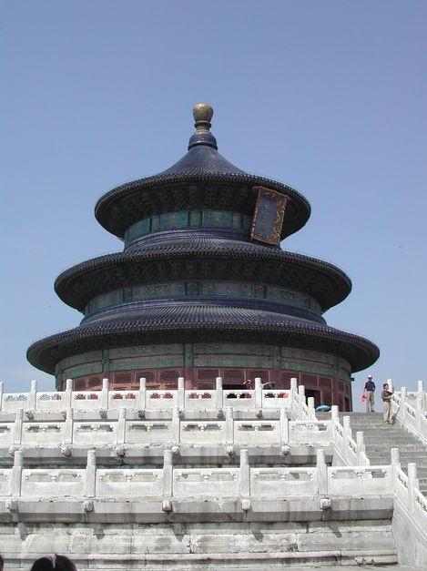China-Beijing-Tiantan Park