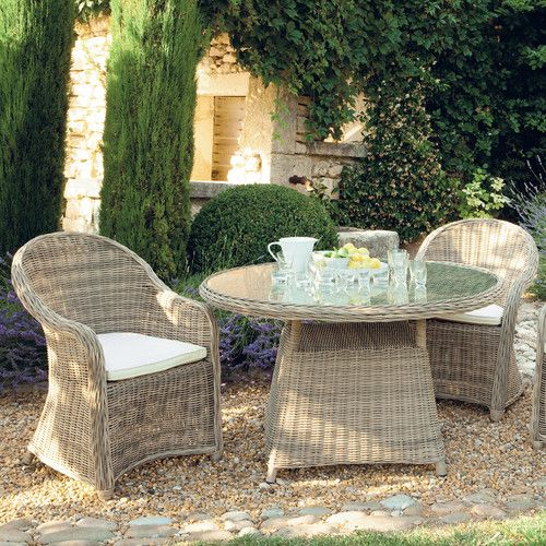 1000 ideas about table de jardin ronde on pinterest table ronde jardin table ronde en verre