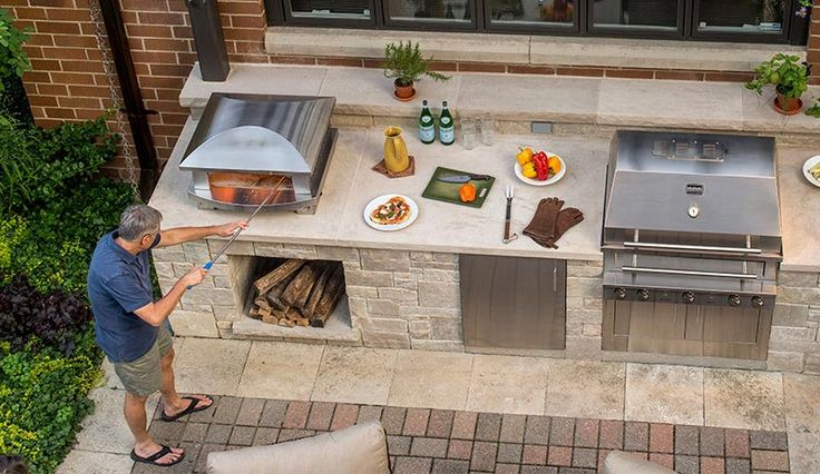 Outdoor Pizza Ovens: The Backyard Pizza Oven   Kalamazoo Outdoor Gourmet
