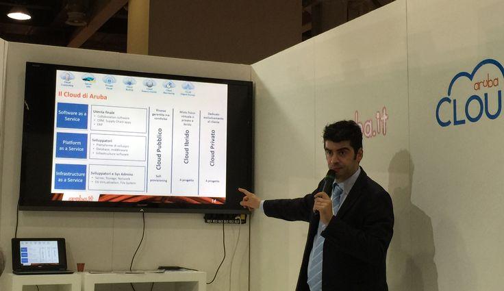 Workshop sulle soluzioni Cloud Computing di Aruba
