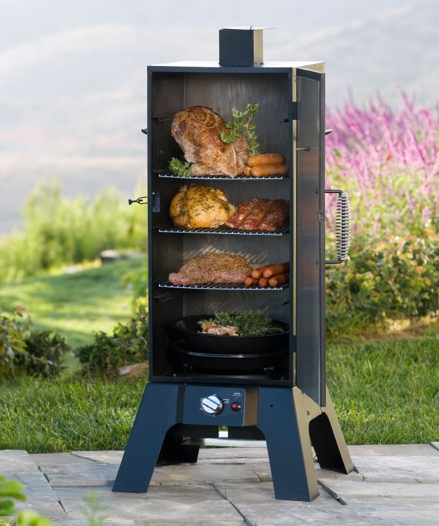 It can be hard to choose a meat smoker when there are so many options, but Blain's Farm & Fleet will help make it easy to get you started smoking.