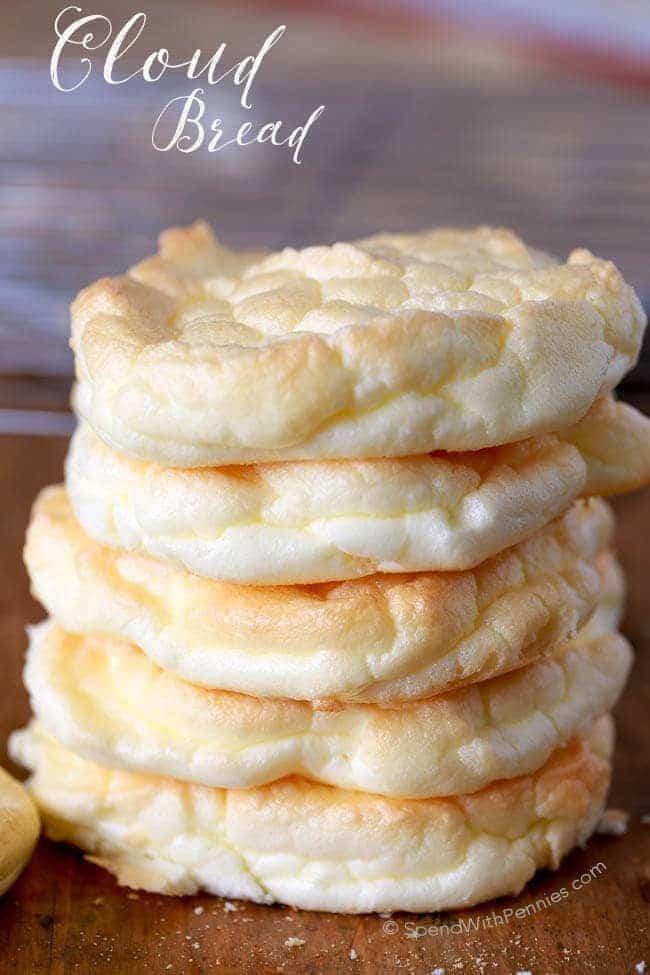 KETO cloud bread by monicaih on www.recipecommunity.com.au