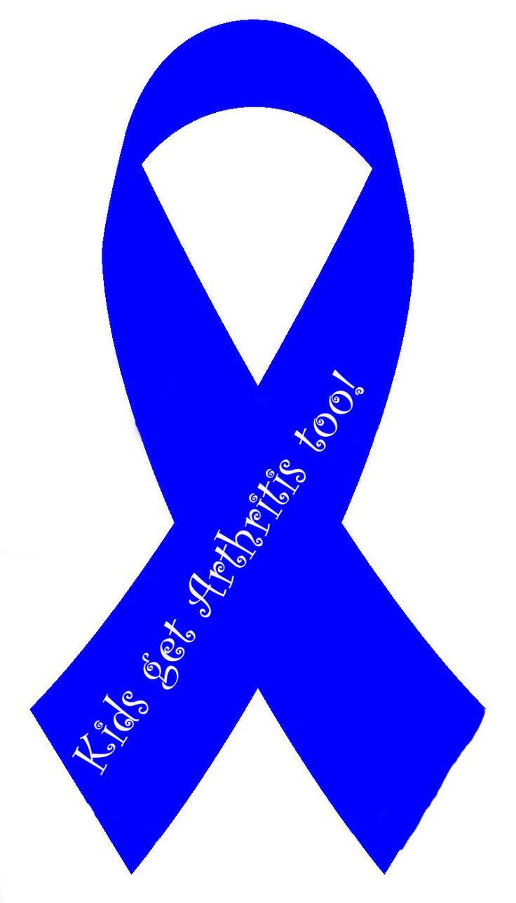 Juvenile Arthritis Awareness.
