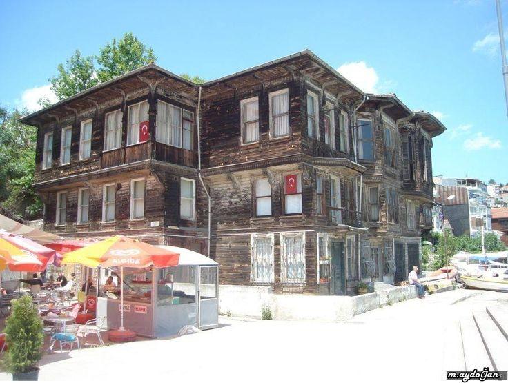 2008 Sarıyer saray arkası