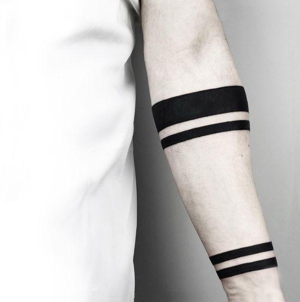 Find the harmony of geometry in these beautiful tattoos by Malvina Maria Wisniewska.