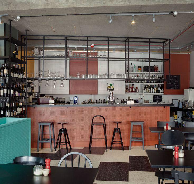 Восхитительный магазин-кафе Unpackaged в Лондоне