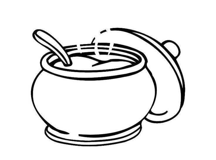 Посуда Раскраски для девочек онлайн (con imágenes ...