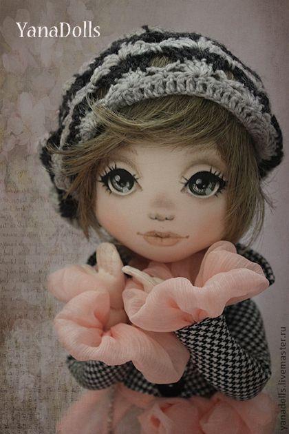 Коллекционные куклы ручной работы. Ярмарка Мастеров - ручная работа Kseniya. Handmade.