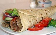 Recette Kebab : Durum ou Galette - Recettes Kebab