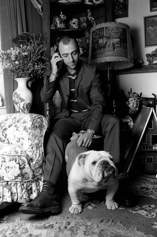 Gavin Watson Photographies 80s