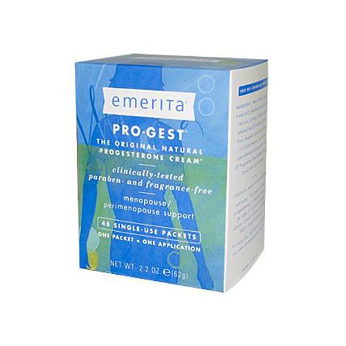 Emerita Pro-Gest Cream – 48 Packets