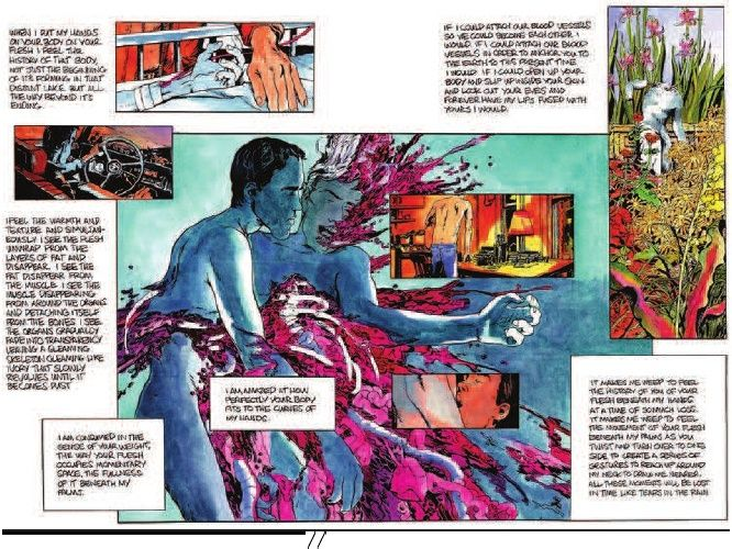 In this essay, I develop a queer theory of comics strip form by exploring the comics work of mixed-media artists Joe Brainard and David Wojnarowicz. Both New York residents of lower Manhattan at key moments in the development of contemporary U.S.
