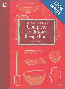 National trust recipe books and the national on pinterest