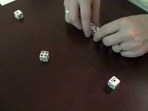 d day dice print and play