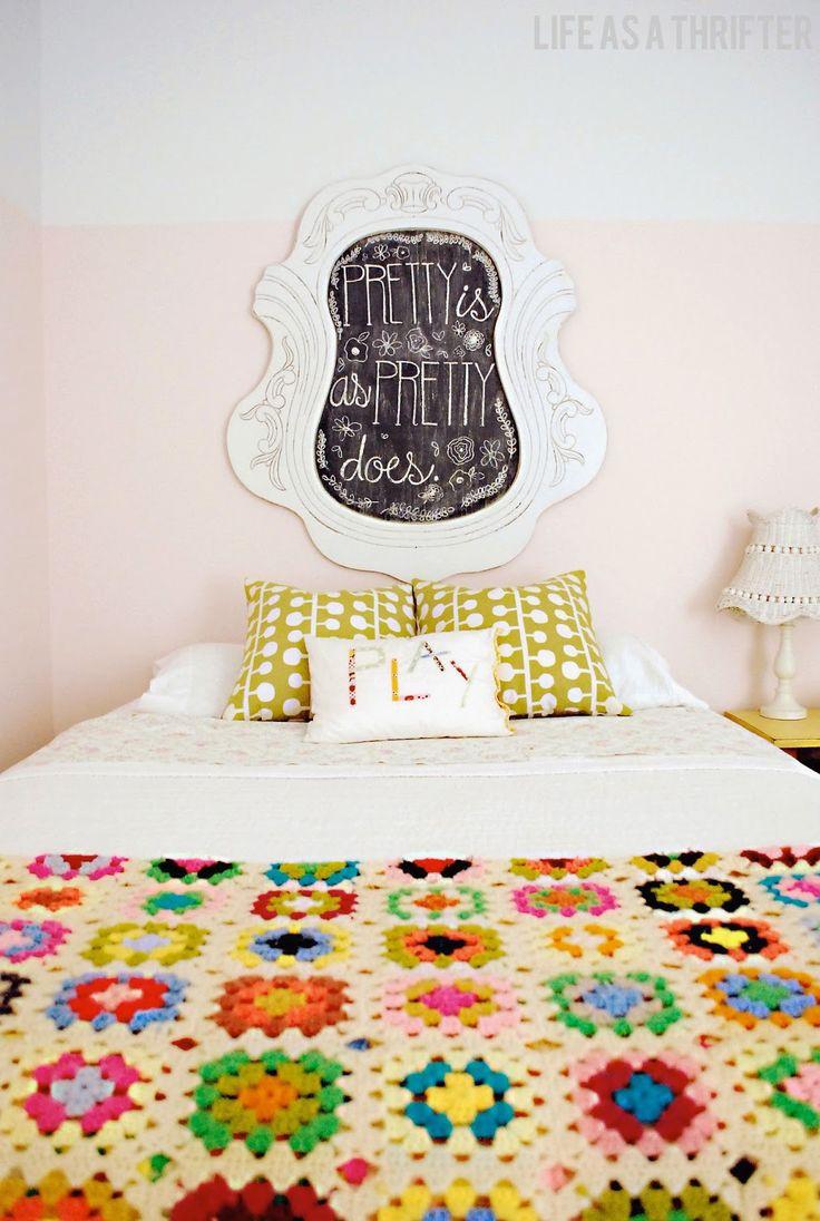 Girl's Room via Life as a Thrifter