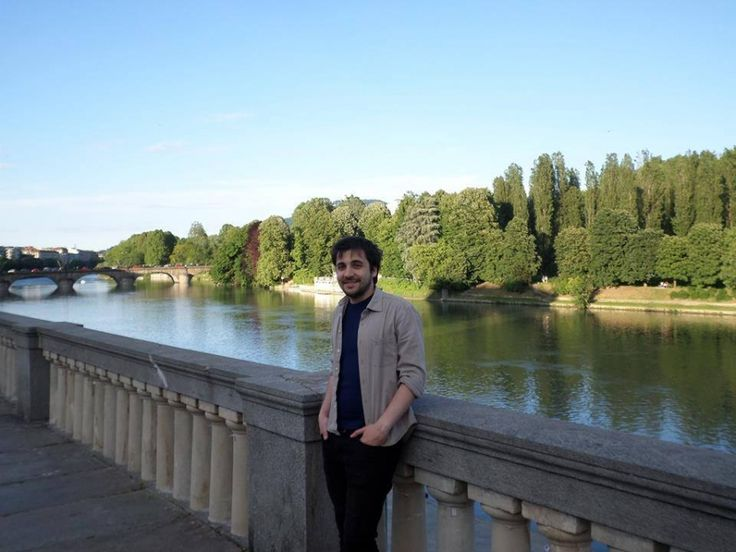 Luca Serra, scrittore on the road tra Varese e Glasgow